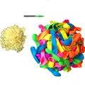 120/500 pcs/pack multicolor balões de água bombas balões mágicos pacote suplementar kids summer toys para piscina ao ar livre