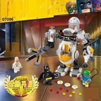 Lepin 07096 328Pcs Batman Movie Series Machine Food Fight 70920 Building Blocks Bricks Toys Model for Children gifts