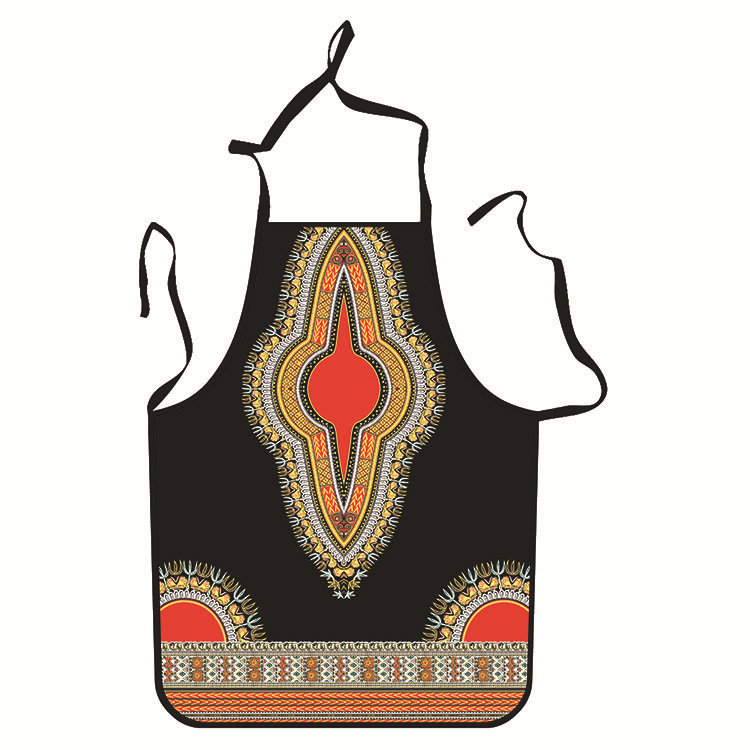 2019 New Arrival  African Women Kitchen Aprons