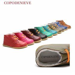COPODENIEVE winter kids shoes brand boys and girls Children's casual shoes  sneakers fashion footwear children casual shoes