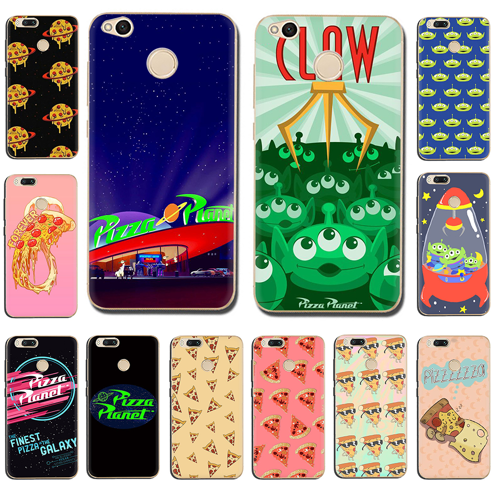 Half-wrapped Case Cellphones & Telecommunications Industrious Toy Story Pizza Planet Hard Phone Cover Case For Xiaomi Mi 8 A2 Lite 5 5s 6 8se 9 9se A1 Mix 2s Max 3 F1 Various Styles