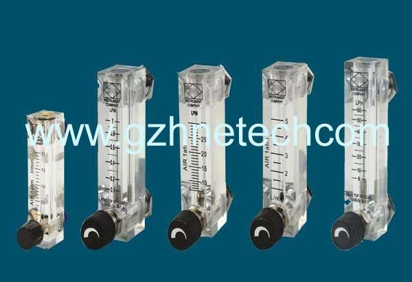 Free Shipping 10-60L/min Portable Hydrogen Flowmeter