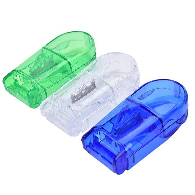 2019 nowo przypadku składane witaminy medycyna lek 3 kolory opakowanie na tabletki organizator Tablet pojemnik cięcia leków Dropshipping