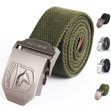 Men's Russian National Emblem Canvas Tactical Belt High Quality Military belts for men and women Luxury Patriot waistband