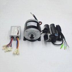 24V 350W silnik elektryczny silnik do roweru elektrycznego zestaw do konwersji MY1016 silnik elektryczny rower/skuter/trójkołowy w Silniki do rowerów elektrycznych od Sport i rozrywka na