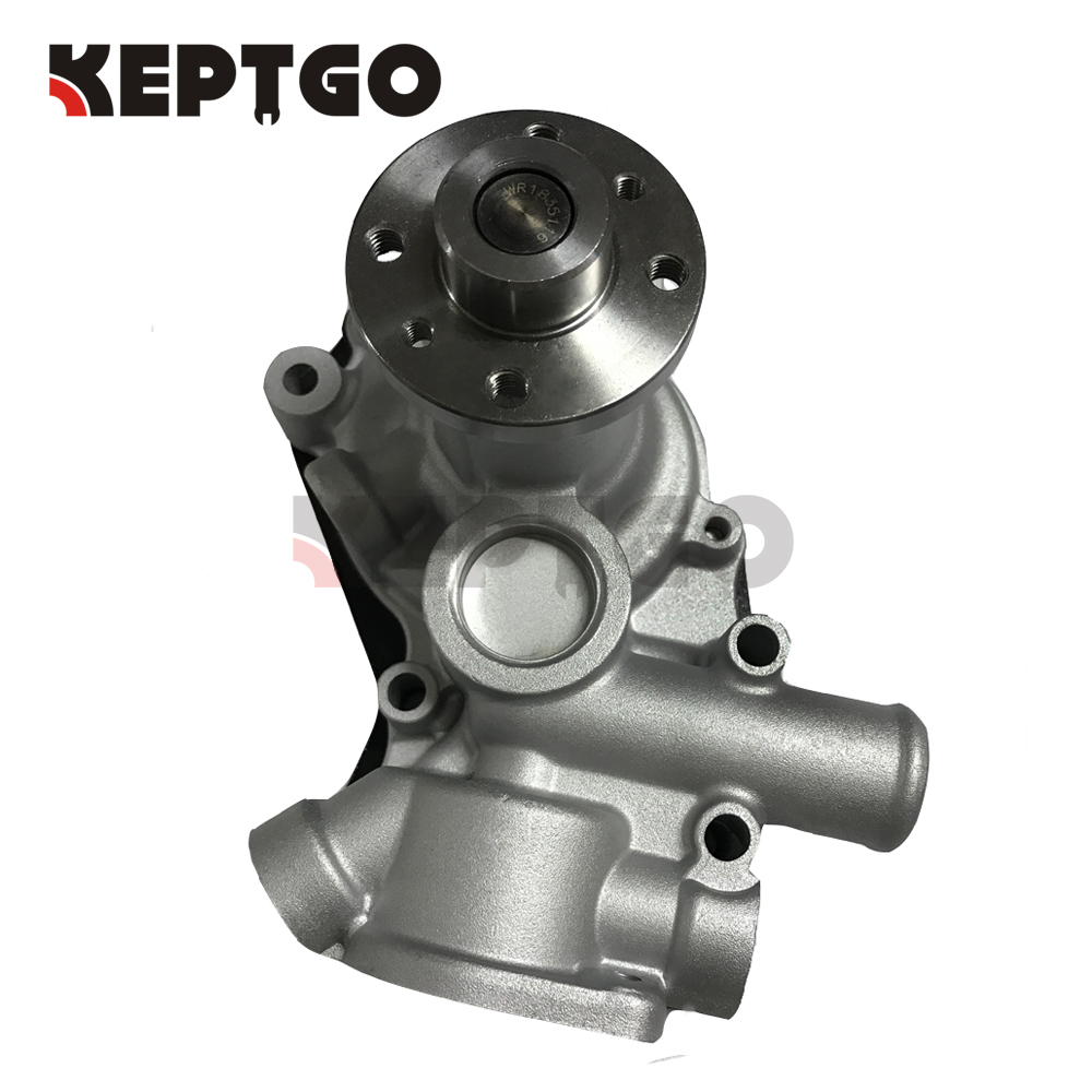 small resolution of 4le1 water pump 8 94140341 0 8 98126230 0 for isuzu 8972541481