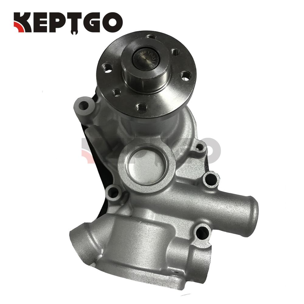 medium resolution of 4le1 water pump 8 94140341 0 8 98126230 0 for isuzu 8972541481
