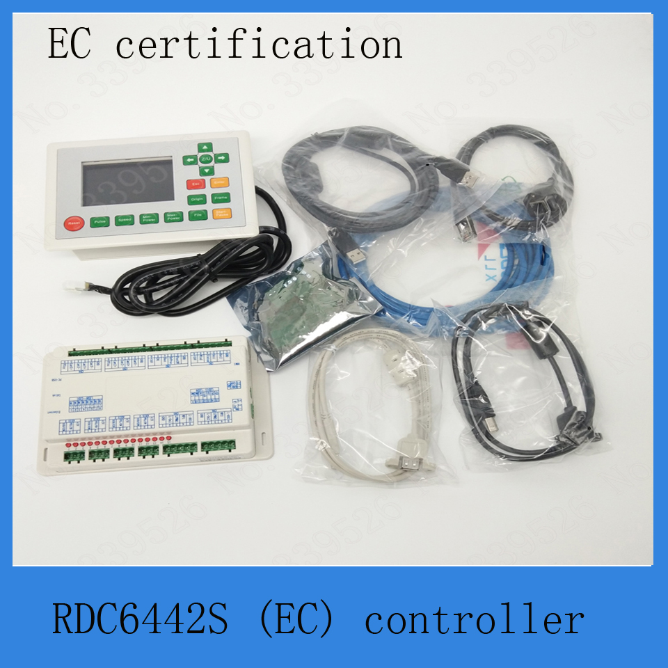 RDC6442S EC contoller system for laser engraving and cutting machine