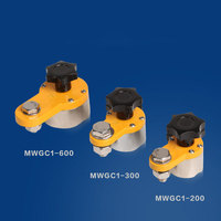 Aletler'ten Alet Parçaları'de Manyetik Kaynaklı Topraklama Kelepçesi Fiksatör 200A 300A 600A Kaynak Topraklama Cihazı Manyetik Zemin Konektörü KAYNAK MAKINESİ