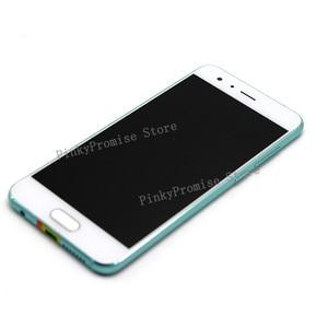 Image 3 - Huawei Onur 9 için STF L09 STF AL10 STF AL00 dokunmatik LCD ekran Ekran Çerçeve Sayısallaştırıcı Meclisi ile Onur 9 lcd ekran
