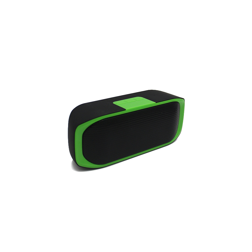 Speaker BT4.2 Stereo Sound Box Built-in Microphone Portable Wireless Speaker Support Handsfree Calls FM Radio TF Card U Disk