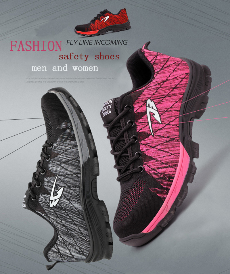 New-exhibition-Fashion-safety-shoes-breathable-fly-line-Climb-sneakers-anti-smashing-puncture-mens-Work-Protective-shoes-sapatos  (10)