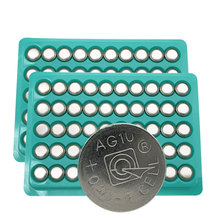 цена на 50 x AG10 Button Batteries  LR1130 1130 SR1130 389A LR54 L1131 189 389A 75mAh Capacity 1.5V Button Battery