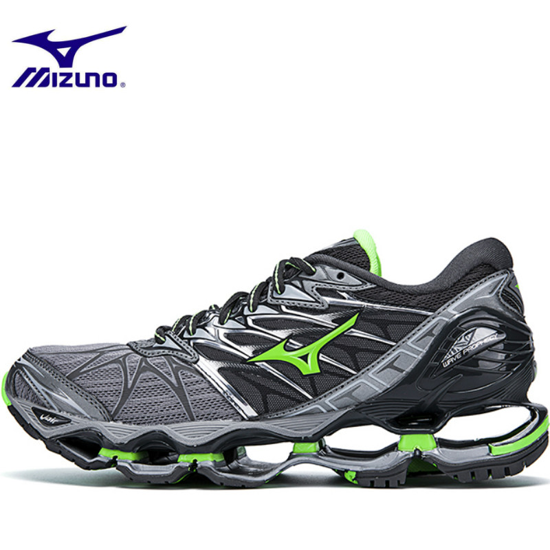 Mizuno Wave Prophecy 7 Professional Men Shoes 5 Colors sneakers bounce outdoor sports shoes Weightlifting Shoes