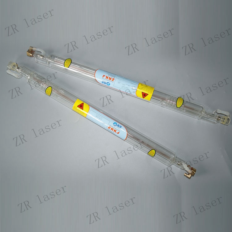 laser tube 40W Tube  CO2 laser tube for CO2 Laser Engraving Cutting Machine ZuRong cloudray 40w laser tube glass metal head 40w 700mm diameter 50mm for co2 laser engraving cutting machine