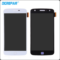 White Black For Motorola Moto Z Play Droid XT1635 LCD Display Touch Screen Digitizer Full Assembly
