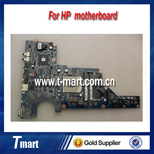 ФОТО for hp G4 G6 636370-001 laptop motherboard intel integrated DA0R12MB6E1 working well and  full tested