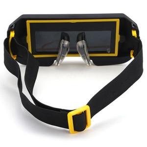 Image 3 - Auto Darkening Welding Helmet DIN11 Durable Automatic Light Change Anti Glare Eyes Shied Goggle Glasses Masks Autos Shades