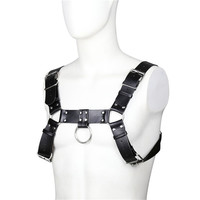 Sex Accessories Leather Harnesses Body Harness Male Belt Chest Strap Bondage Erotic Toys Adult Sex Toys For Men Adult Products