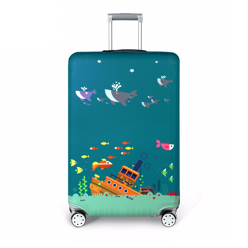 hicker Travel Suitcase Protective Cover