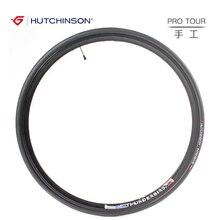 HUTCHINSON bicycle tires 700 700*25C tubular tyres 290 TPI anti puncture road bike match tire 255g France original PRO TOUR