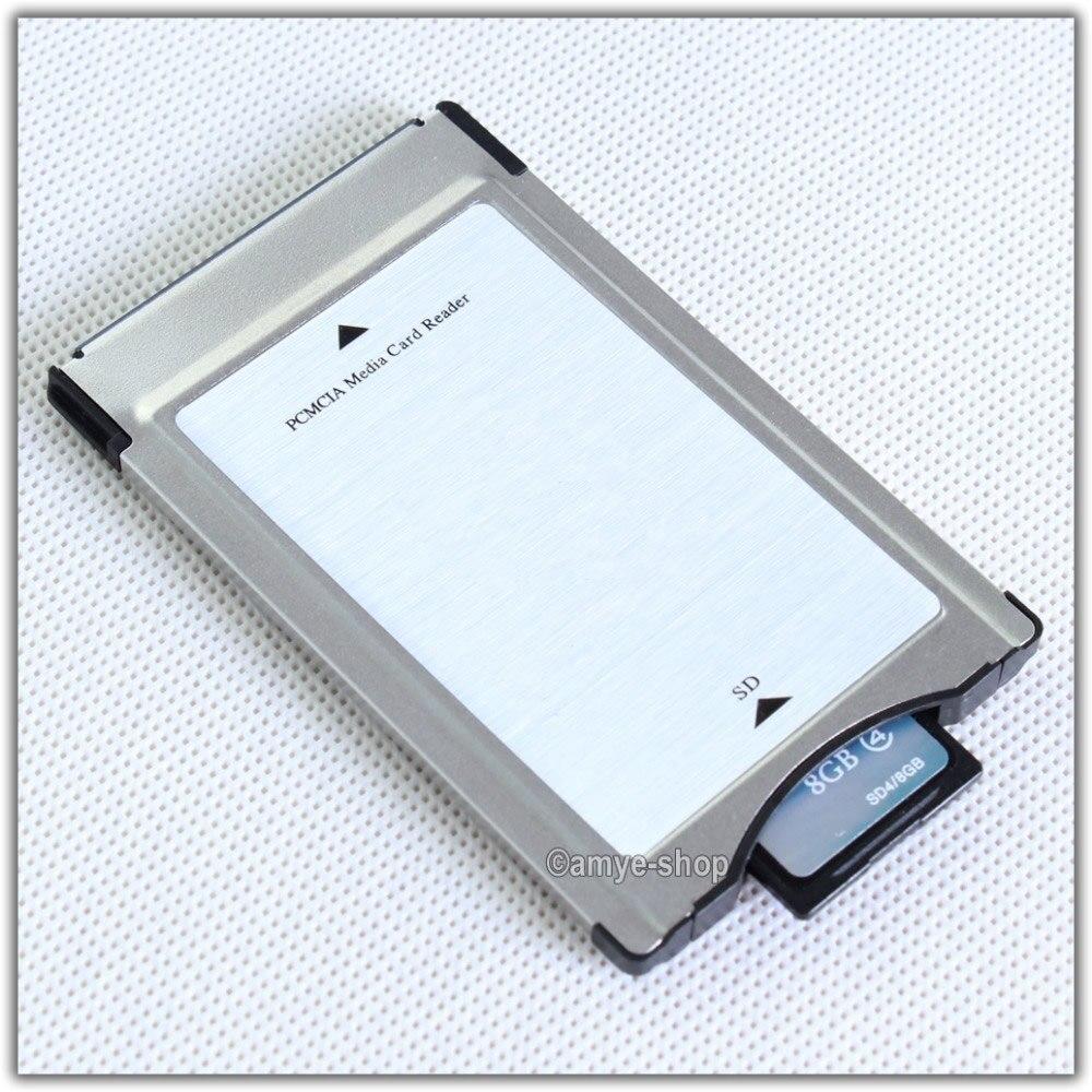 Véritable PCMCIA Multi-Lecteur de Carte Pour Mercedes-Benz 6-7-82-3974 Soutien SDHC 32 GB COMAND GLK/SLK/CLS/E/C Classe