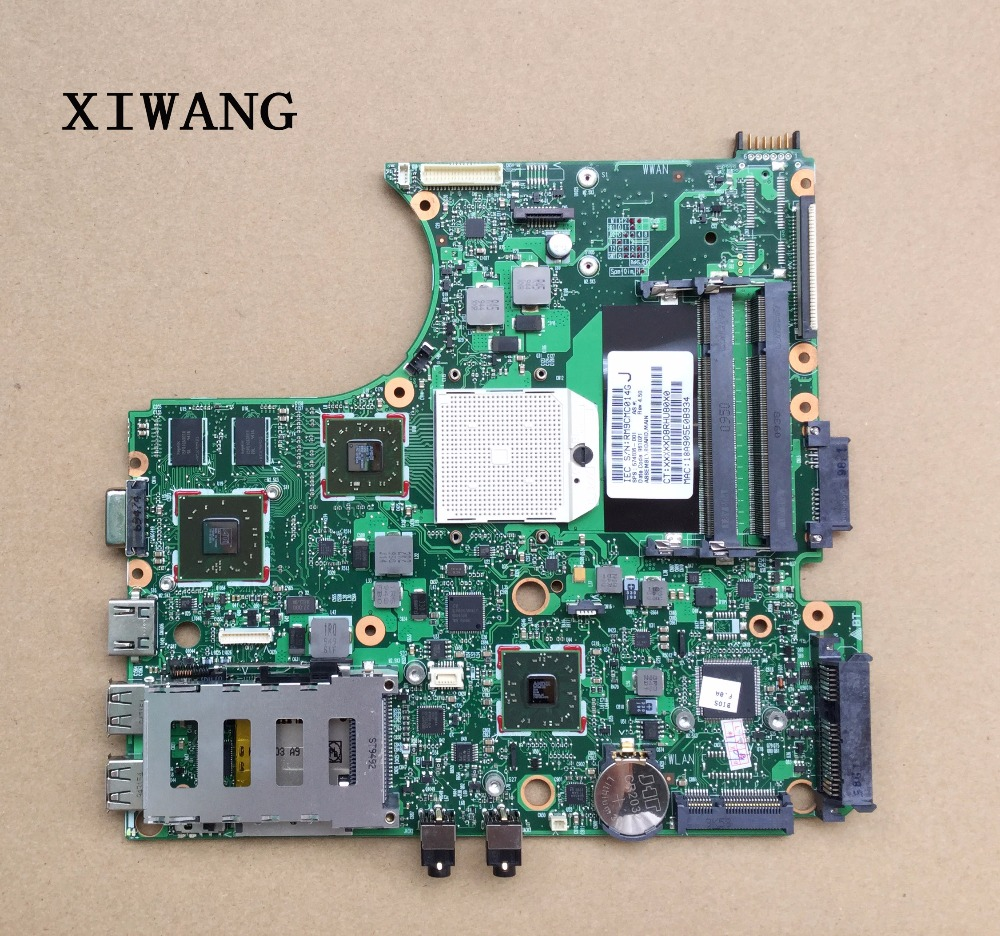 574506-001 FREE SHIPPING LAPTOP MOTHERBOARD SUITABLE FOR HP PROBOOK 4515S 4416S NOTEBOOK PC DDR2 VIDEO CHIP 216-0728020 стоимость