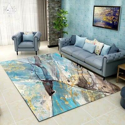 Salon Tapis Surface Solide Tapis Moelleux Doux décoration d'intérieur Blanc tapis en peluche tapis de chambre tapis de cuisine Blanc Tapis Tapete - 5