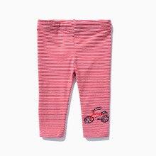 2019 Kids Girls Leggings Printing stripe Trousers Legging Infantil Toddler Ankle-length for 1-6 Baby Girl Pencil Pants