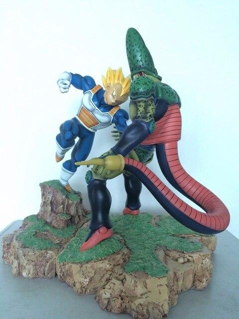 figurine dragon ball z resine