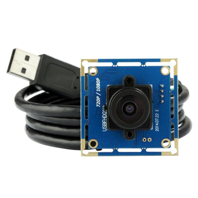 1080 p full hd MJPEG 30fps/60fps/120fps alta velocidad CMOS OV2710 gran angular Mini Módulo de cámara Usb con lente sensible IR de 2,1mm-in Cámaras de vigilancia from Seguridad y protección on AliExpress - 11.11_Double 11_Singles' Day 1