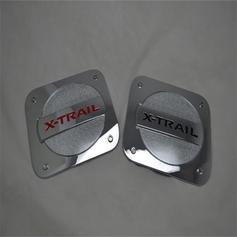 For 2014 2015 2016 Nissan X Trail X Trail X Trail Chrome Fuel Cap Tank Cover