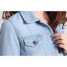 jeans Jackets Denim Women LP01