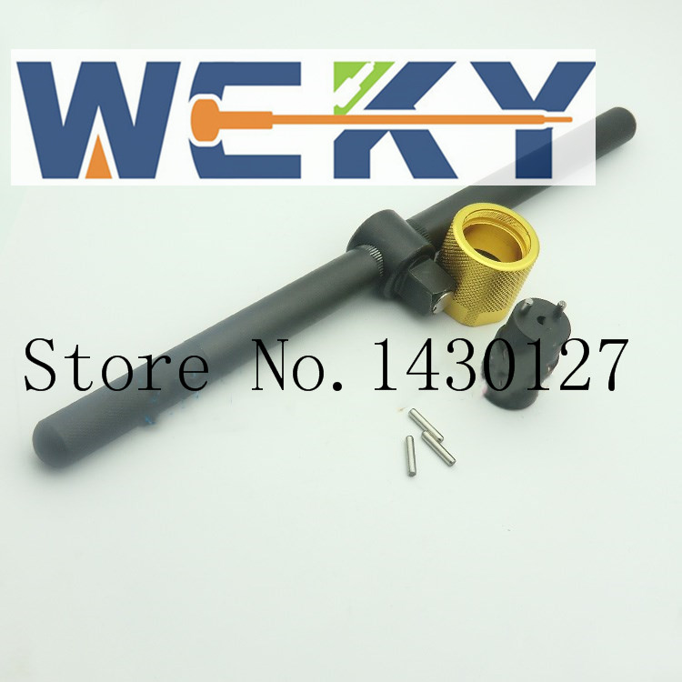 REPAIR TOOL !High-Speed Steel Three-Jaw Spanners Used In Removing Common Rail Injector Orifice Plate Control Valve Plate
