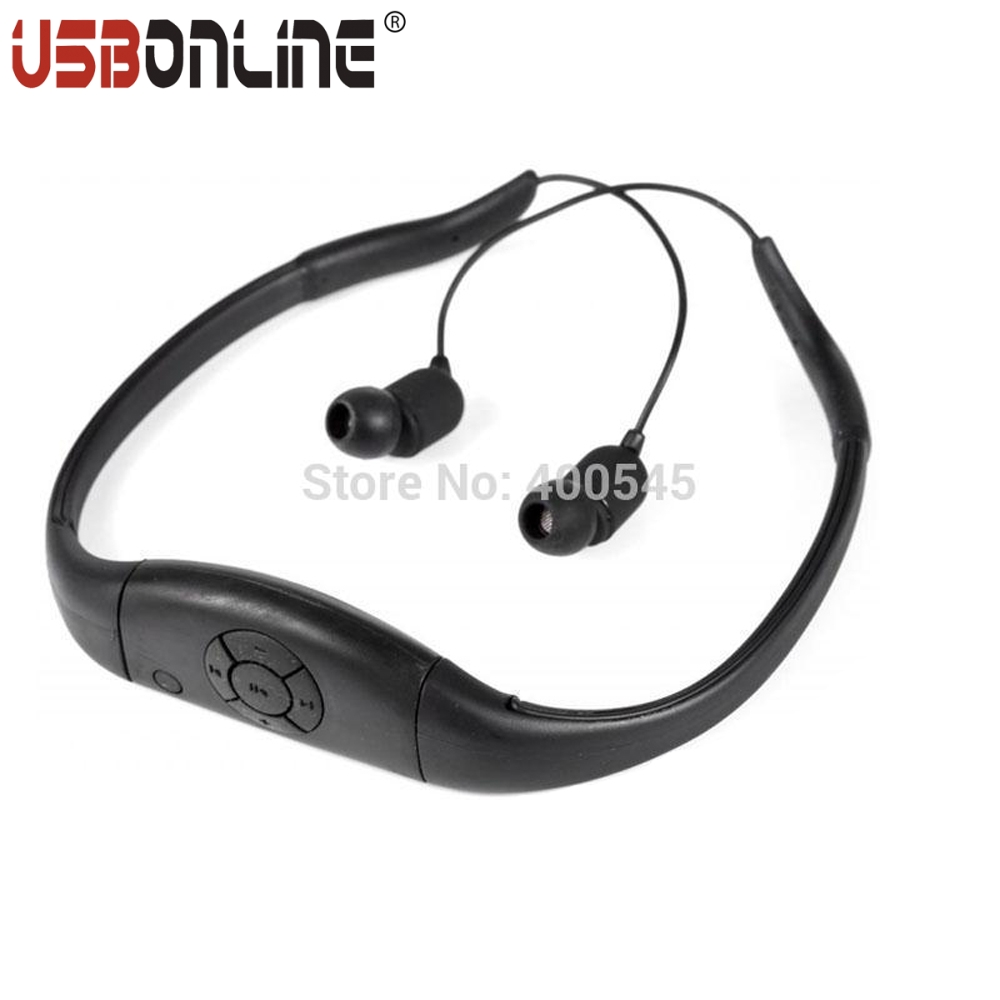 New Sport 8GB Tayogo Stand Alone Waterproof MP3 Player Headset Style MP3 Music Player For Swimming