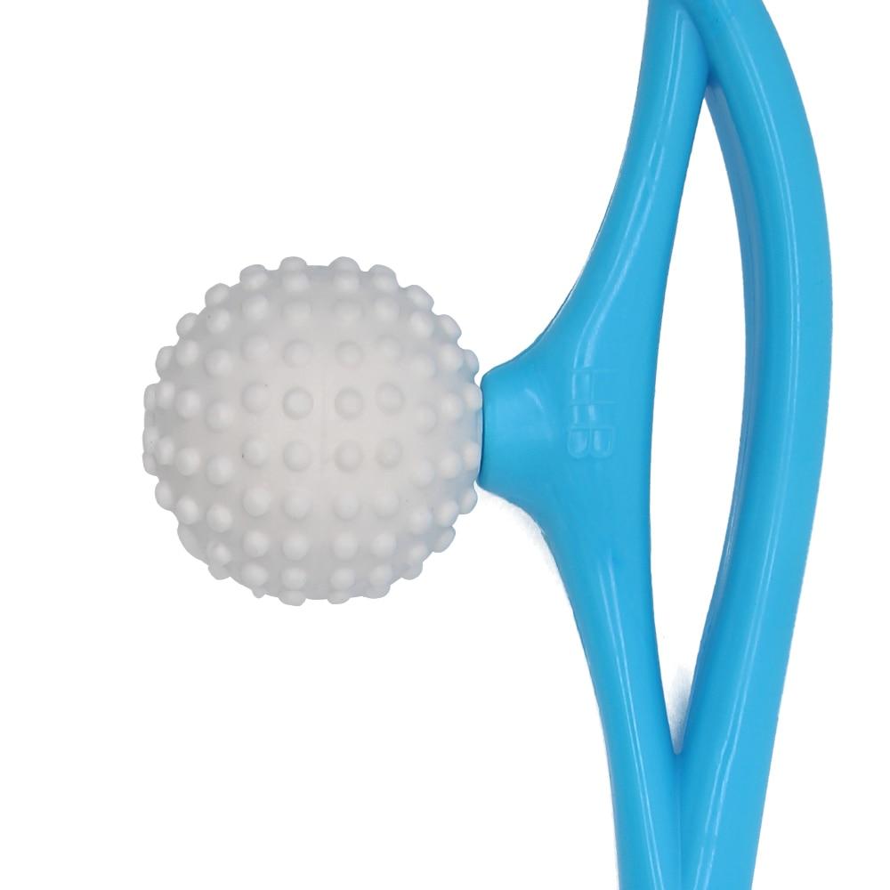 Schönheit & Gesundheit 1 Pcs Neueste Hals Und Schulter Therapeutische Dual Trigger Punkt Selbst-massage Werkzeug Körper Pflege Werkzeuge