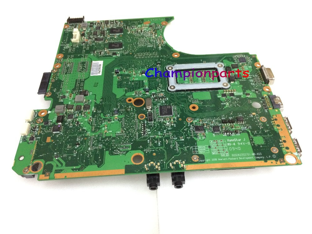 NEW +HOT IN RUSSIA !!!! 574508-001 Free Shipping LAPTOP MOTHERBOARD  for HP PROBOOK 4411S 4510S 4710S DDR2 583077 001 for hp probook 4510s 4710s 4411s laptop motherboard pm45 ddr3 ati graphics 100