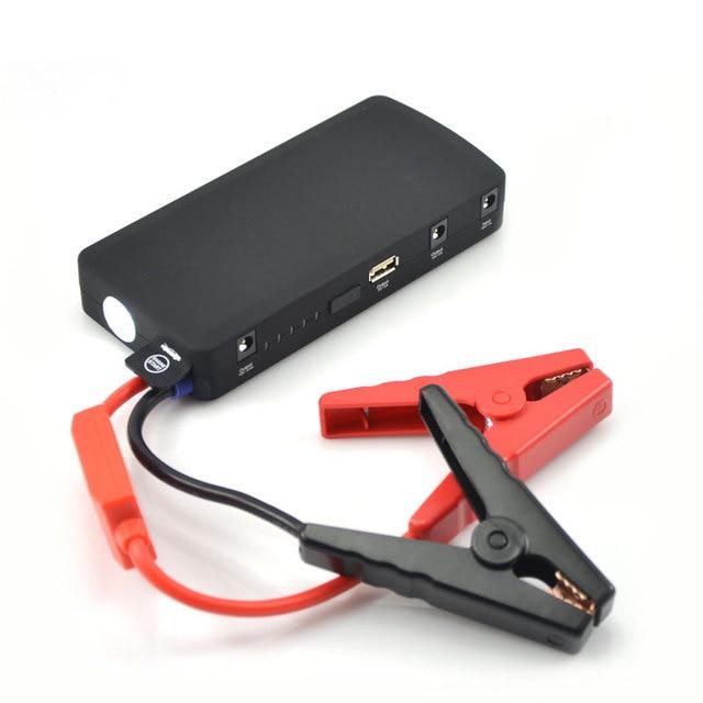 2016 new arrival power bank car jump starter car power bank portable car battery charger 12000mah Muli-funcion jump starter pack
