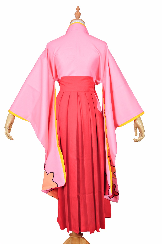 card captors sakura tomoyo daidouji kimono anime cosplay costume
