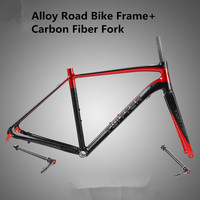PHANTOM2 0 Aluminum Alloy Disc Brakes 700C Road Frame Carbon Fiber Fork Inside The Road Off