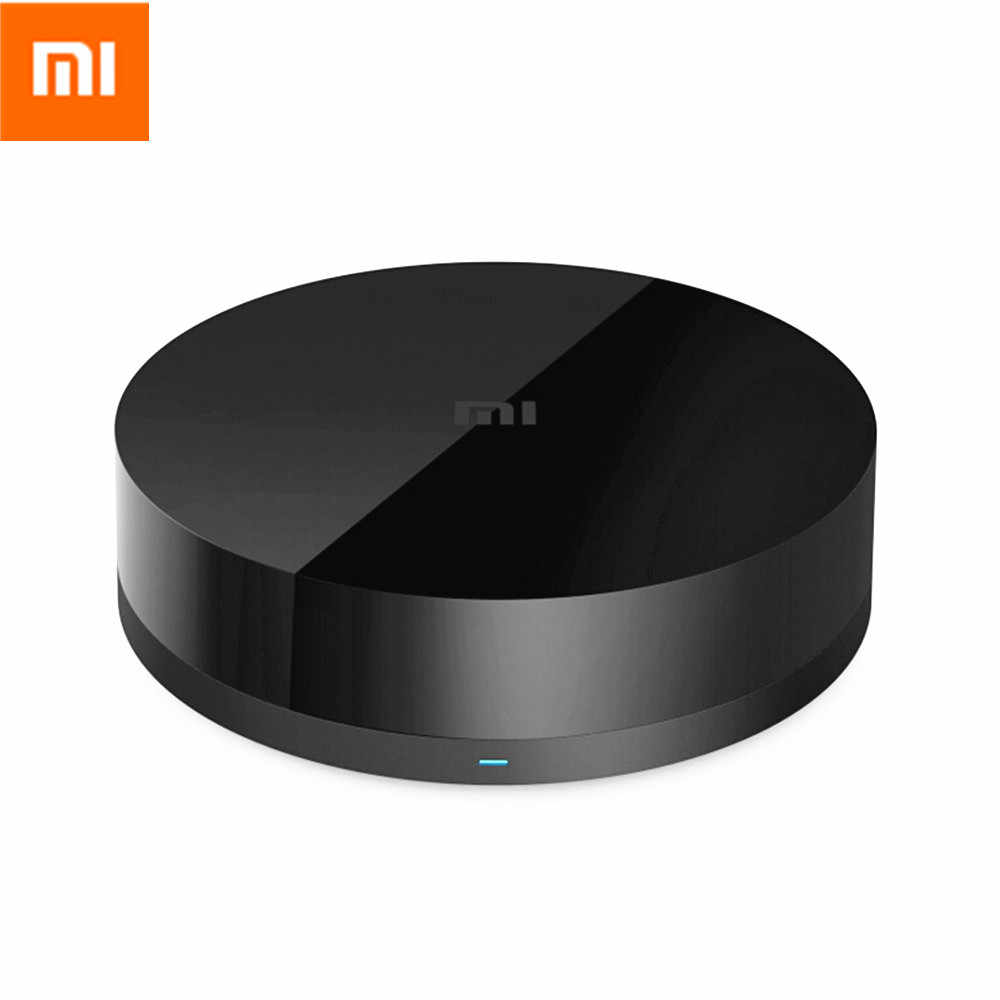 Original Mi Xiaomi Universal Smart Remote Controller Intelligent 360 Degree Wifi IR Control Smart Home Automation