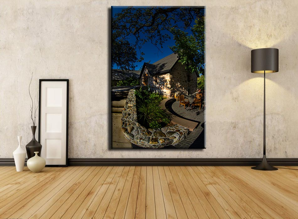 no frame inicio impresa envo marca abby bodega paisaje pintura al leo impresiones de la lona