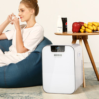 20L портативный мини холодильник портативный холодильник кемпинг автомобиль Электрический кулер холодильник мини автомобильный холодильн