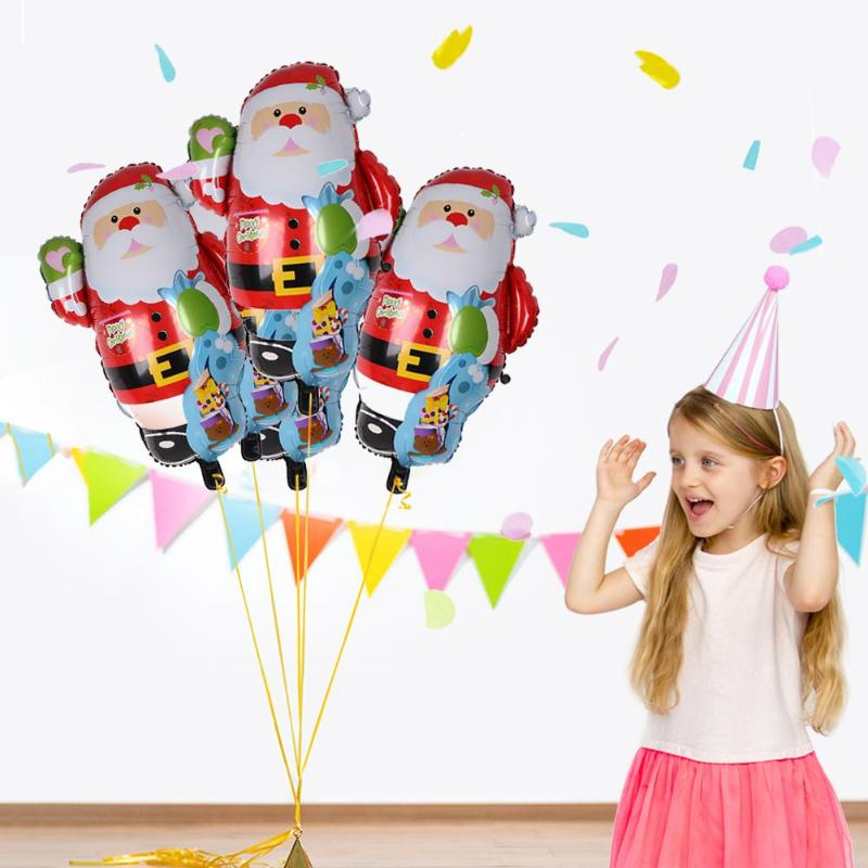 Top Christmas Gifts 2019 For Kids: Christmas Foil Balloon Xmas Party Decor Inflatable