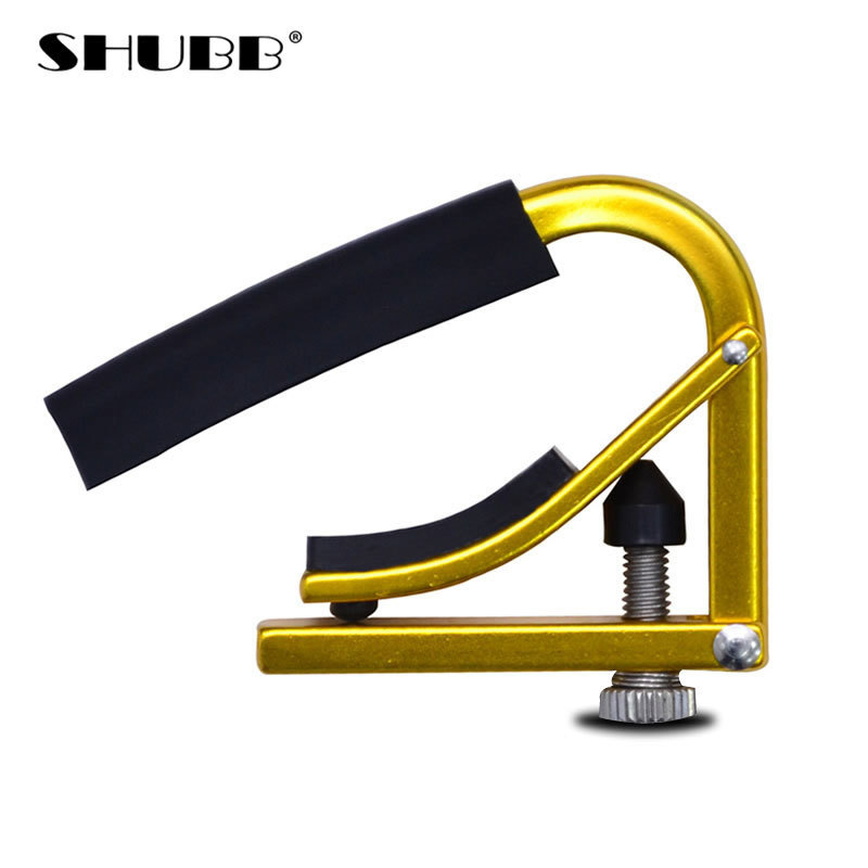 SHUBB Brand Guitar Capo Fine-tuning Design Soft Silicone Global Patent Multiple Colour Durable Guitarra Capo L1 global brand 2015 da33 440c 56hrc