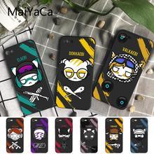 Maiyaca Rainbow Six Siege Coque чехол для телефона iPhone 8 7 6 6S Plus X XS MAX 5 5S SE XR чехол Fundas Capa