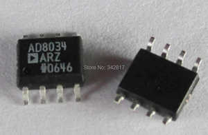 AD8034ARZ IC OPAMP VFB 80 МГц RRO 8soic