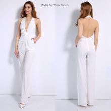 Fashion Sleeveless Jumpsuits