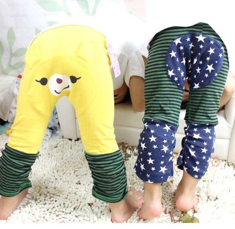 Fall-Kids-Toddler-Boy-Girl-Baby-Leggings-Big-PP-harem-Pants-busha-Cotton-Trousers-animal-bear-cartoon-pant-for-children-Infant-4