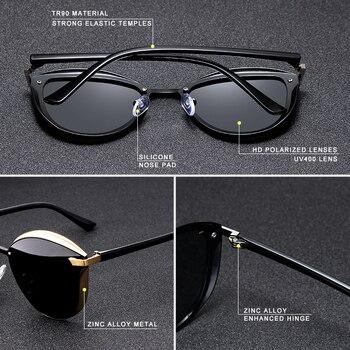 KINGSEVEN Cat Eye Sunglasses  4